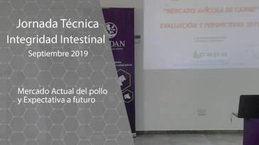 Mercado actual del Pollo y Expectativa a Futuro, Roberto Domenech
