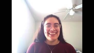 Harina de algas en dieta de lechones: Andrea Mallea
