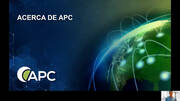 Acerca de APC, Marcos Razze