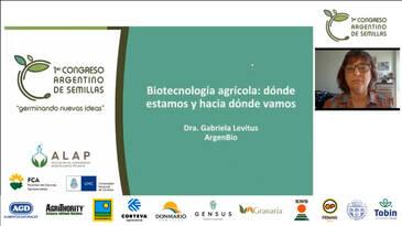 Biotecnología agrícola: dónde estamos y hacia dónde vamos