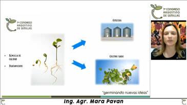 Plagas y enfermedades que afectan a los cultivos: Mara Pavan