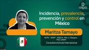 Salmonella en México: Maritza Tamayo en ASPA 2020