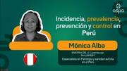 Salmonella en Perú: Monica Alba en ASPA 2020