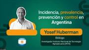 Salmonellas: Yosef Huberman en ASPA 2020
