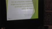 Uso de cofactores metálicos para incrementar la eficiencia productiva en pollos de engorda