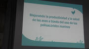 Mejorando la productividad y la salud de las aves a través del uso de los polisacáridos marinos