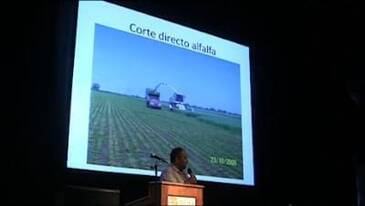Silaje de Alfalfa y gramíneas, Norbert Brenner