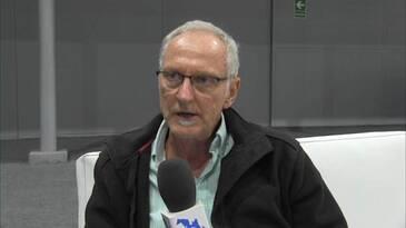 Bioseguridad externa: Dr. Ricardo Segundo