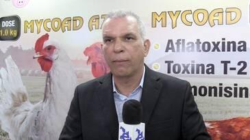 Efecto de un adsorbente de micotoxinas en la respuesta inmune de aves, Manuel Contreras