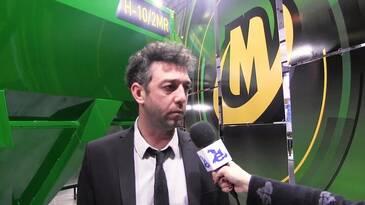 Montecor presenta el nuevo mixer MV vertical 1478 Flex