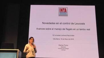 Novedades en control de Leucosis