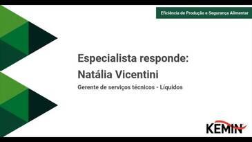 Especialista responde sobre Salmonella: Natalia Vicentini