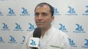 Salmonella en producción avícola, Eduardo Vicuña