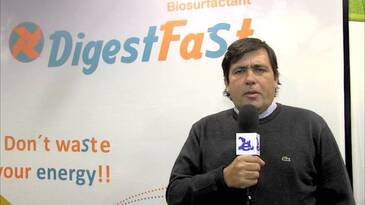 Digest Fast biosurfactante para dieta de aves y cerdos