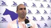Mejor digestibilidad de los sorgos: Bernardo Iglesias