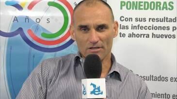 Control de micoplasma: Valosin Tour, Raúl Cerdá