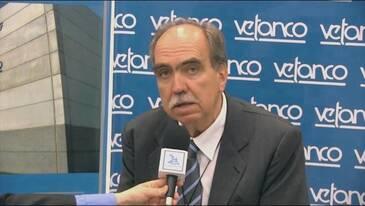Lanzamiento de Larvicida en Uruguay, habla José Luis Bruzzone (Vetanco)