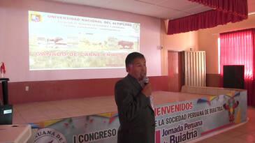 Principales razas de ganado y su adaptación a la geografía y clima de la sierra peruana
