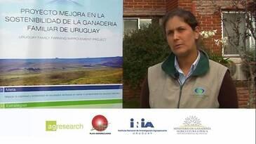 Proyecto Mejora en la Sostenibilidad de la Ganadería Familiar de Uruguay