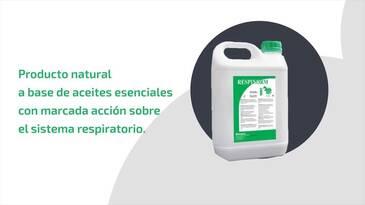 RESPINORM -Expectorante y mucolítico, protector respiratorio