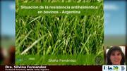 Situación de la Resistencia antihelmíntica en bovinos en Argentina