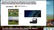Diagnóstico molecular y sus aplicaciones en el control sustentable de nematodos gastrointestinales en la ganadería