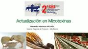 Actualización en micotoxinas: Alexandro Marchioro