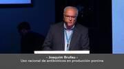 Uso racional de antibióticos en cerdos: Joaquin Brufau
