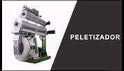 Peletizadora SZH1208 para fabricación de piensos