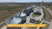 Imdher presenta ferropuerto receptor de granos en Jalisco