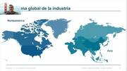 Panorama global de la industria. Estados Unidos y Asia