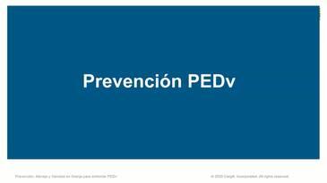 Prevención de la Diarrea Epidémica Porcina (PEDv)