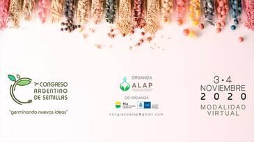 Congreso Virtual de Semillas desde Argentina