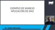 Uruguay - Manejo del Diagnóstico de actividad ovárica en Rocha.