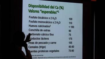 """Disponibilidad del Calcio: Valores """"Esperables"""""""