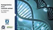 Nutrigenómica en la nutrición animal