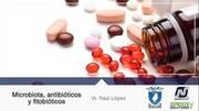 Microbiota, antibióticos y fitobióticos