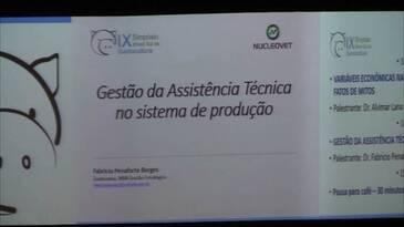 Gestão da assistência técnica no sistema de produção
