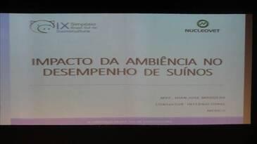 Impacto da ambiência no desempenho de suínos.