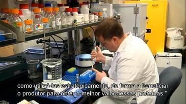 Proteínas Funcionais:  APC divulga vídeo inédito