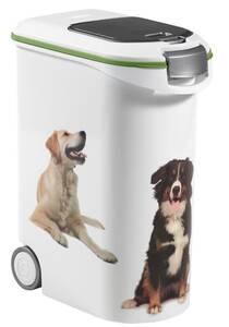 Contenedor de alimentos marca Curver linea Pet Life