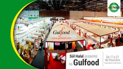 Siil Halal participará da Gulfood