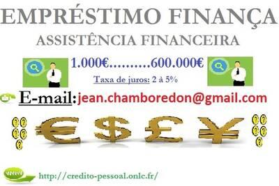 Todo tipo de creditos,e-mail: jean.chamboredon@gmail.com