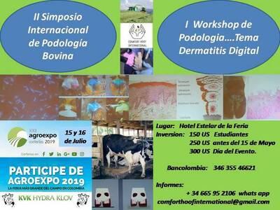 II Simposio Internacional de Podologia Bovina & I Workshop de Podologia