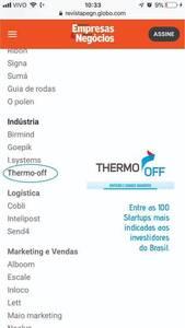 Tecnologia THERMO-OFF