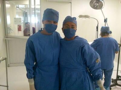 Prácticas de cirugía de tejidos blandos