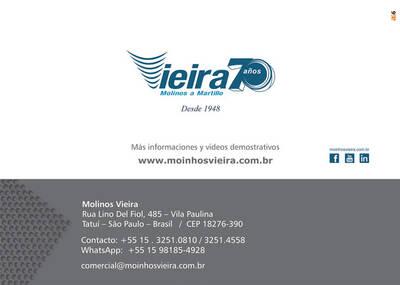 Contacto - Molinos Vieira