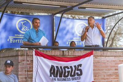 Remate Angus y Limangus Fortin Quieto