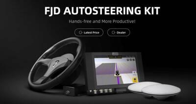 FJD Autosteer Kit