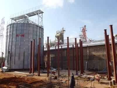 Ingeniería, Procura y Construcción Silos Proce-Harinas